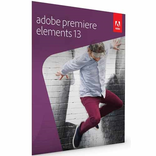 Adobe Premiere Elements 13 for Windows and Mac