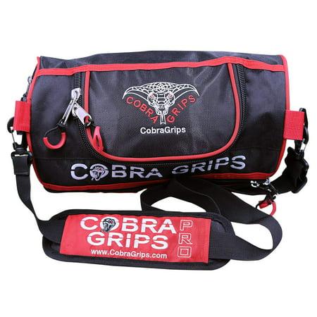 (Cobra Grips Mini Gear Bag Multipurpose More Adjustable Shoulder Strap)