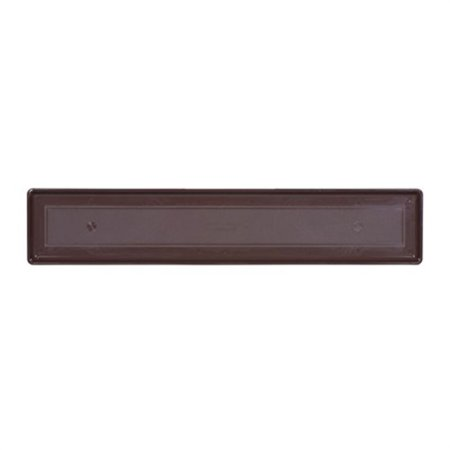 Novelty Countryside Flower Box Tray, Brown, 36-Inch