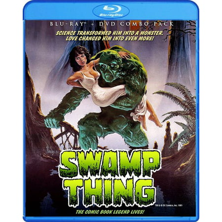 Swamp Thing (Blu-ray + DVD)