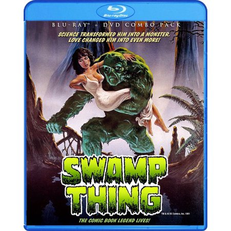 Swamp Thing (Blu-ray + DVD) - Thing 1 And Thing 2 Iron On