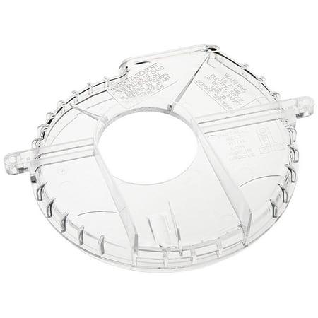 Eureka Sanitaire Plastic Clear Fan Chamber Cover For Models SC886, SC887, SC888, SC899, 2010XRB # 20-7812-02