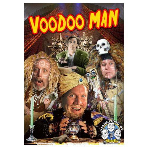 RiffTrax: Voodoo Man (2009)