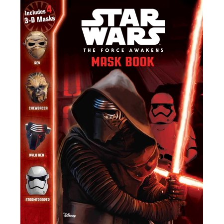 Star Wars Mask Book : Which Side Are You On? - Halloween Whish