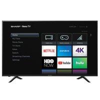 "Sharp 65"" Class 4K Ultra HD (2160P) Roku Smart LED TV (65Q7300U)"