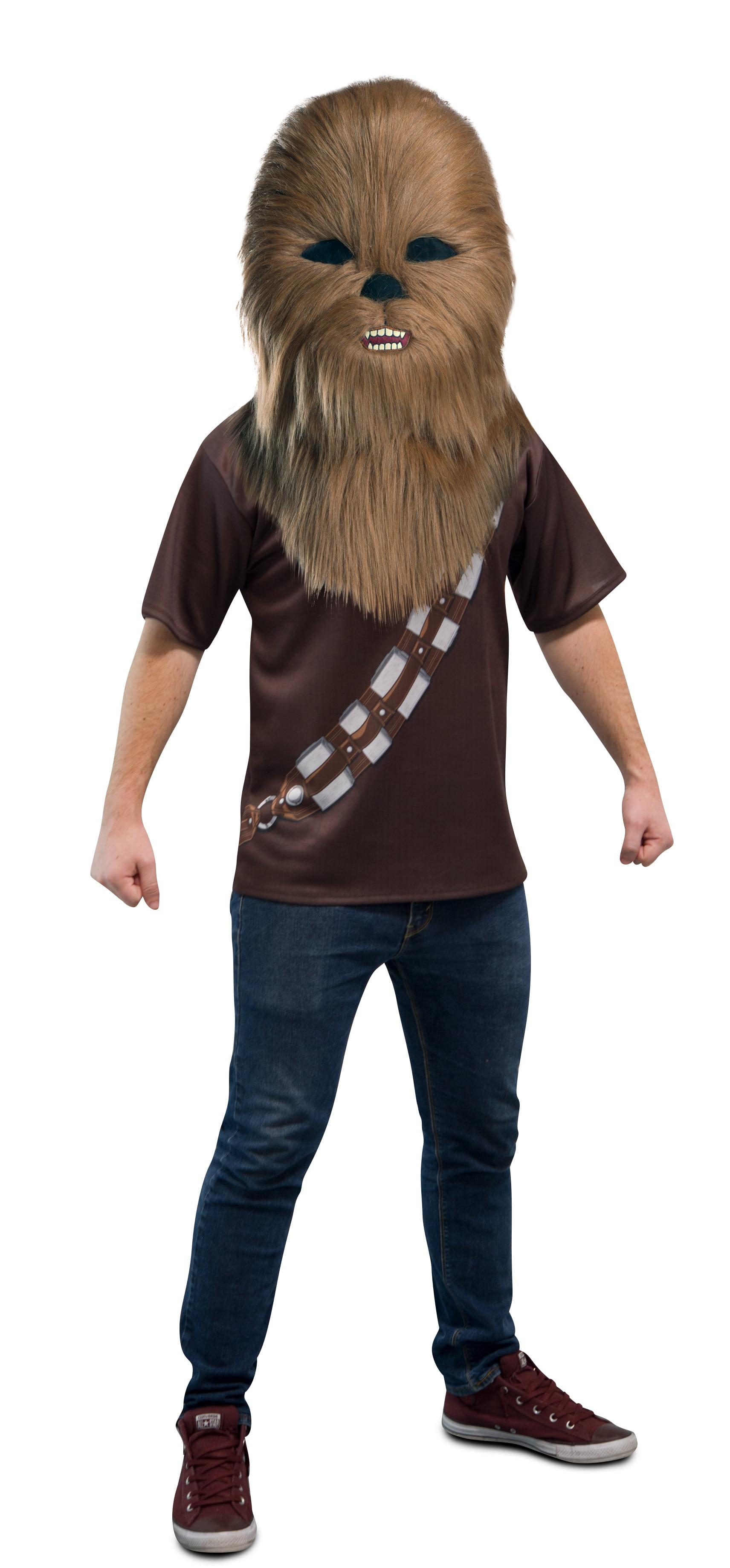 Chewbacca costume adult professional