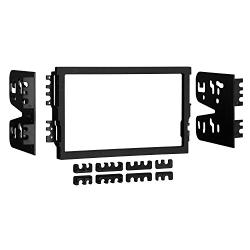 Metra 95-7309 Double DIN Installation Kit for Select 1995-2006 Hyundai Vehicles