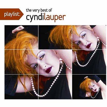 Playlist: The Very Best Of Cyndi Lauper (Rmst)