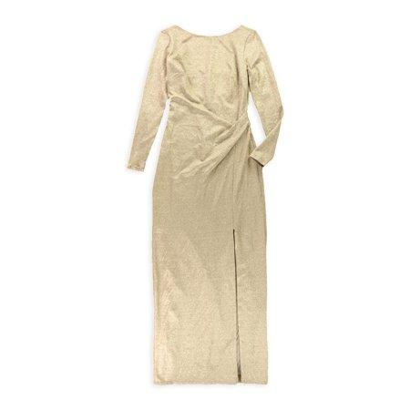 Ladies Column (Ralph Lauren Womens Column Gown Dress pierrecg 4 )