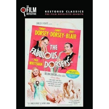- The Fabulous Dorseys (DVD)