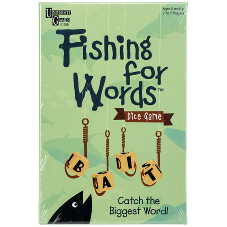 Fishing For Words Game- - image 1 de 1