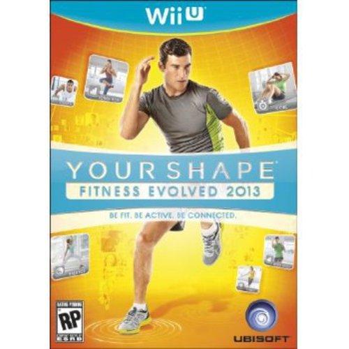 Your Shape: Fitness Evolved 2013 (WiiU)