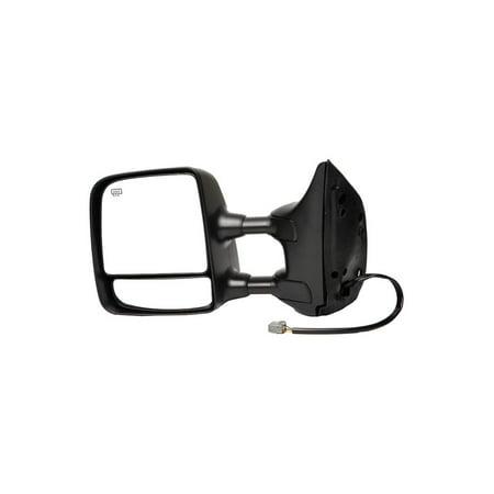 - Dorman 955-1757 Mirror For Nissan Titan, Textured Black