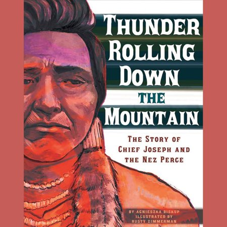 Thunder Rolling Down the Mountain - Audiobook