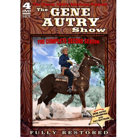 The Gene Autry Show: The Complete Second Season (Alan Autry In The Heat Of The Night)