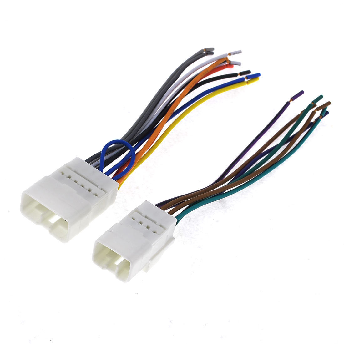 85 Toyota Wiring Harness Library Unique Bargains Vehicle Car Audio Dvd Gps Female Wire Pickup