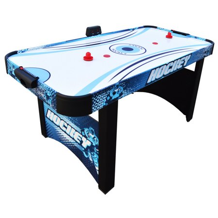 Blue Wave NG1018H Enforcer 5.5-ft Air Hockey Table (Hockey Wave)