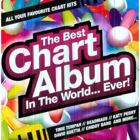 Best Chart Album in the World Ever / Various - Best Halloween Albums Ever