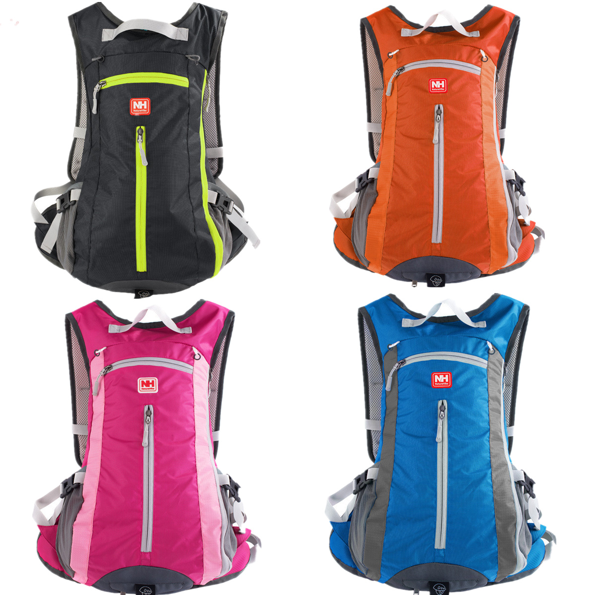 15L Unisex Classic Waterproof Travel Backpack Hiking Bag Outdoor Camping Sports Hiking Folding Pack by