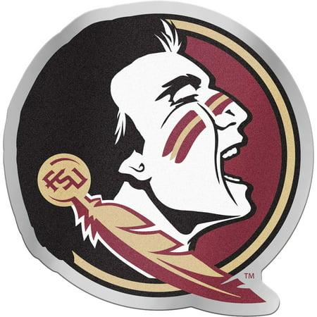 "Florida State Seminoles WinCraft 5"" x 2.5"" Auto Emblem Decal - No Size"