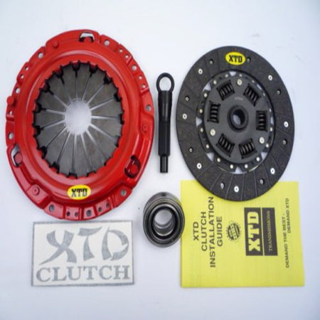 XTD STAGE 1 HD CLUTCH KIT 93-95 MITSUBISHI LANCER EVO EVOLUTION 1 2 3 JDM 2.0L