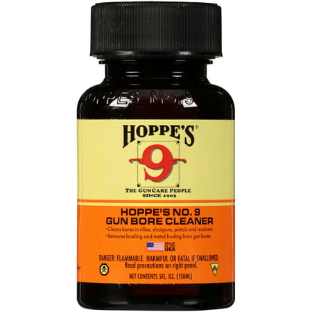Hoppes No. 9 Gun Bore Cleaner 5 fl. oz.