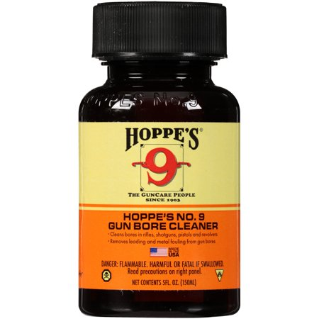 Hoppes No. 9 Gun Bore Cleaner 5 fl. oz. Bottle