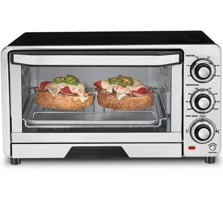 Cuisinart TOB-40 Custom Classic Toaster Oven Broiler (Certified Refurbished)