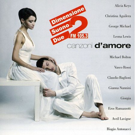 - Canzoni D'amore (CD)