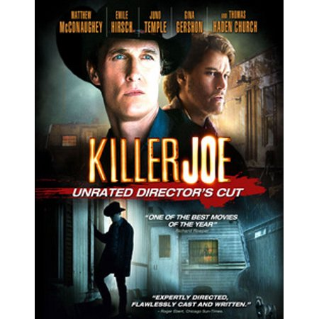Killer Joe (Unrated Director's Cut) (Blu-ray) - Movie Director Clapboard