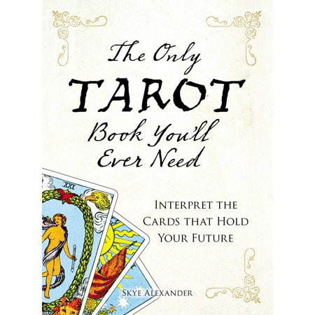 The Only Tarot Book You'll Ever Need : Gain insight and truth to help explain the past, present, and future. - Need Help Batman Halloween