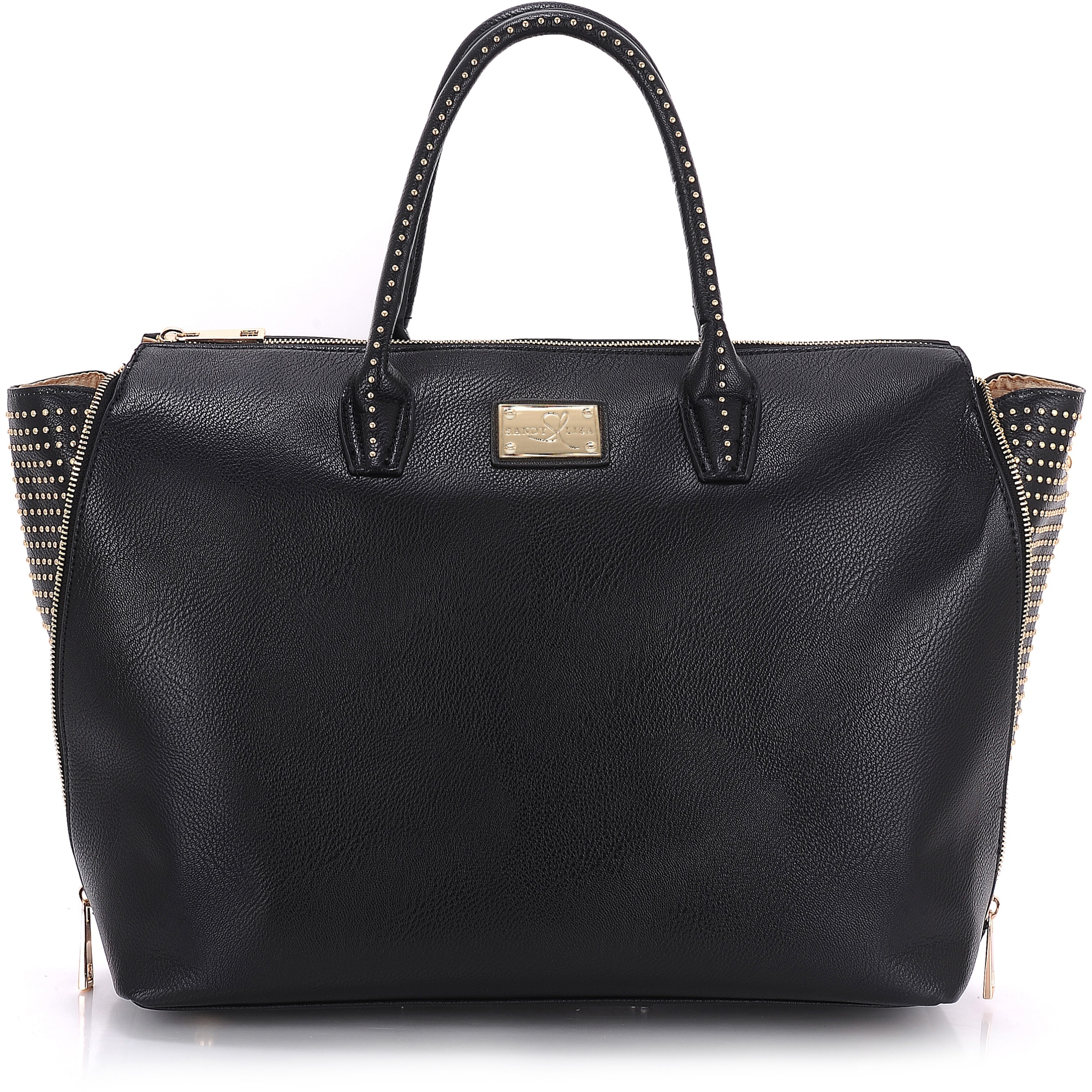The Milan Wing Tote is a classic design and will fit up to a (Refurbished)