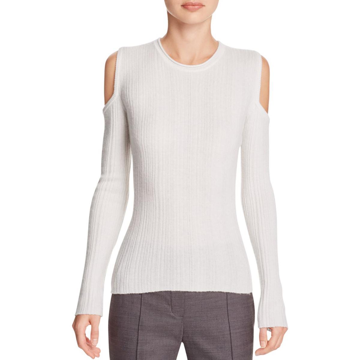 Elie Tahari Womens Marlah Wool Cashmere Pullover Sweater by Elie Tahari