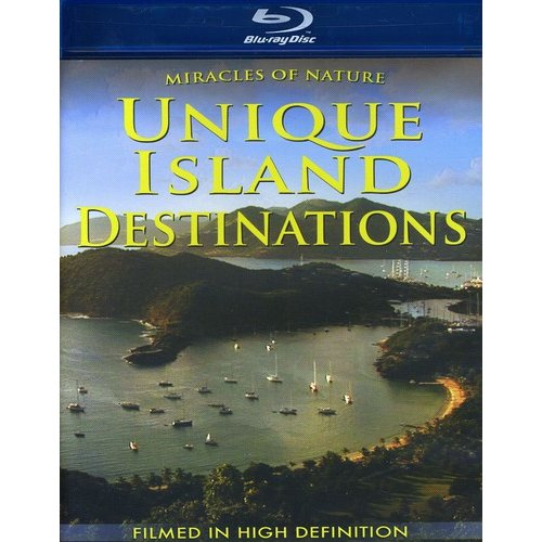 Miracles Of Nature: Unique Island Destinations (Blu-ray) (Widescreen)