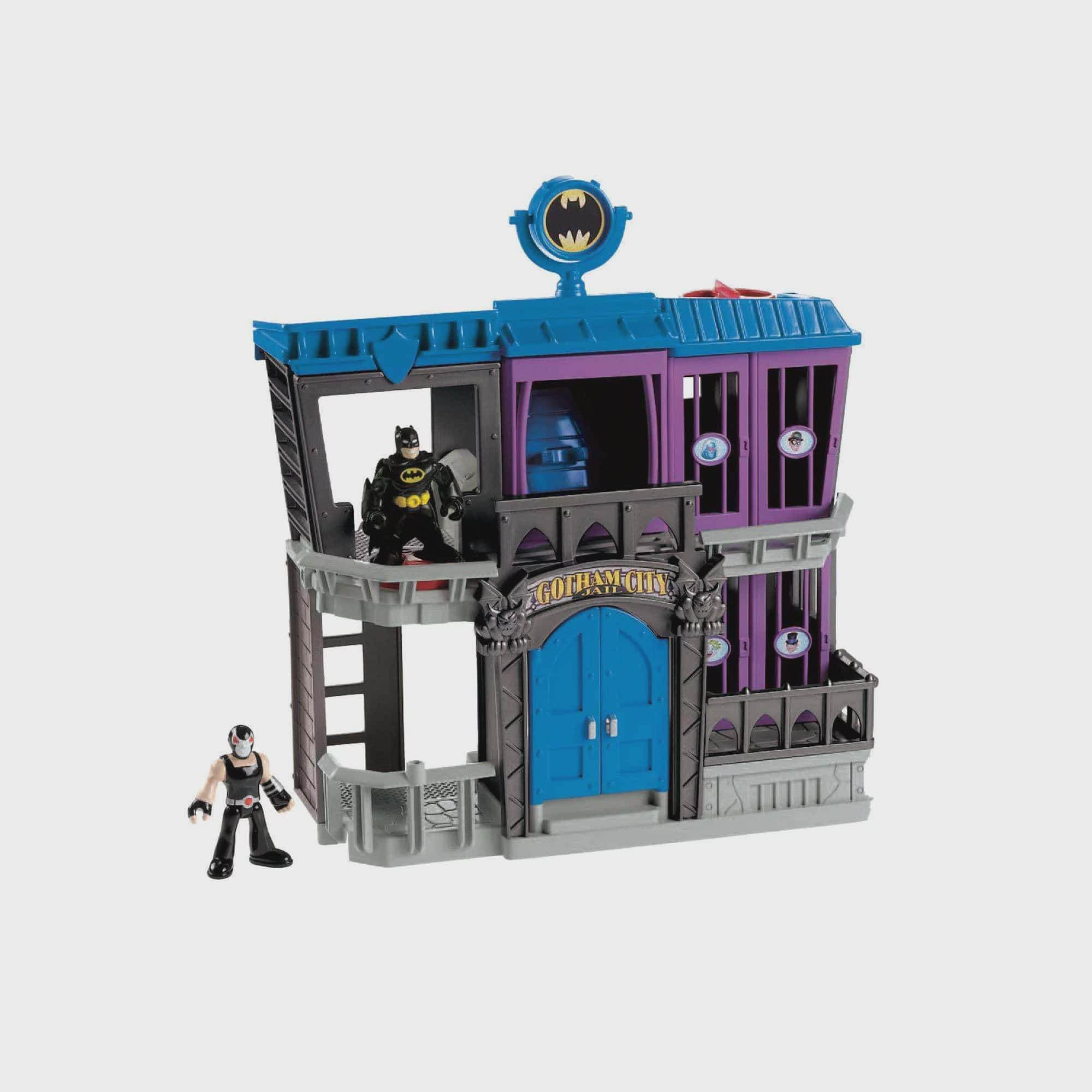 Imaginext DC Super Friends Batman Gotham Jail