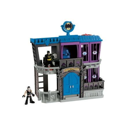 Imaginext DC Super Friends Batman Gotham - Batman Playset