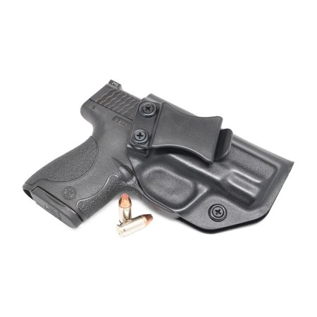 Concealment Express: Black IWB KYDEX Holster - Custom Fit - US Made ...