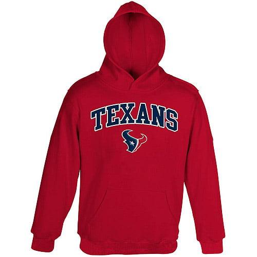 Nfl Boys' Houston Texans  Fleece Hoodie