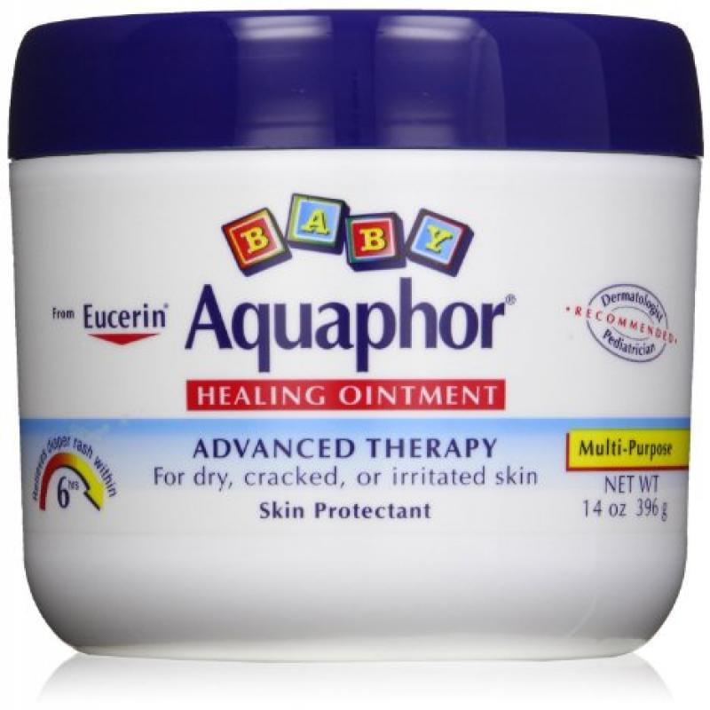 Aquaphor Baby Healing Ointment Diaper Rash and Dry Skin P...