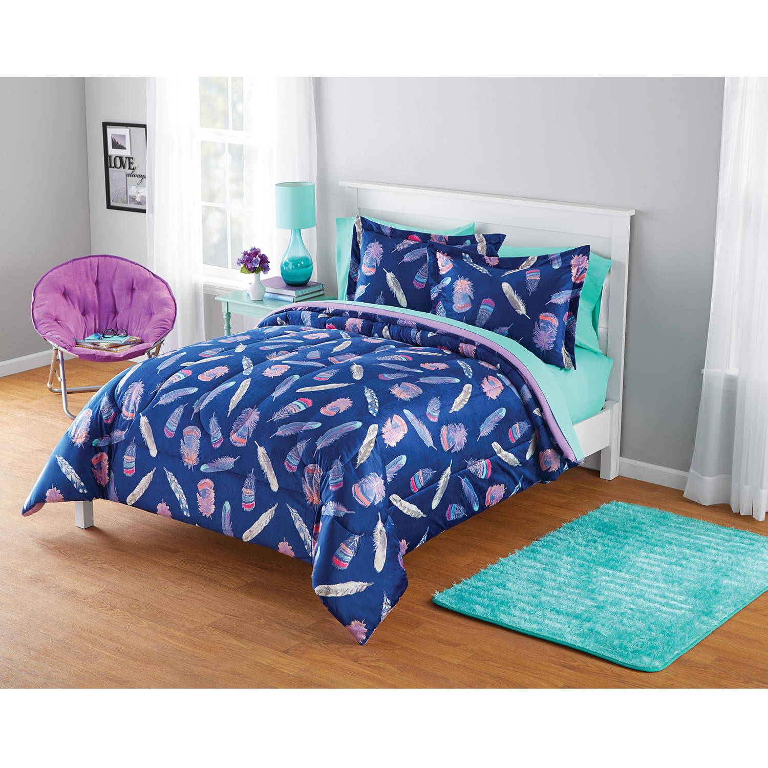 Black and white bedding walmart - Black And White Bedding Walmart 30