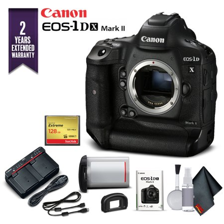 5c8c4610cdb0 Canon EOS-1DX Mark II DSLR Camera (Body Only) With 2 Year Extended Warranty  (Intl Model) - Starter Kit
