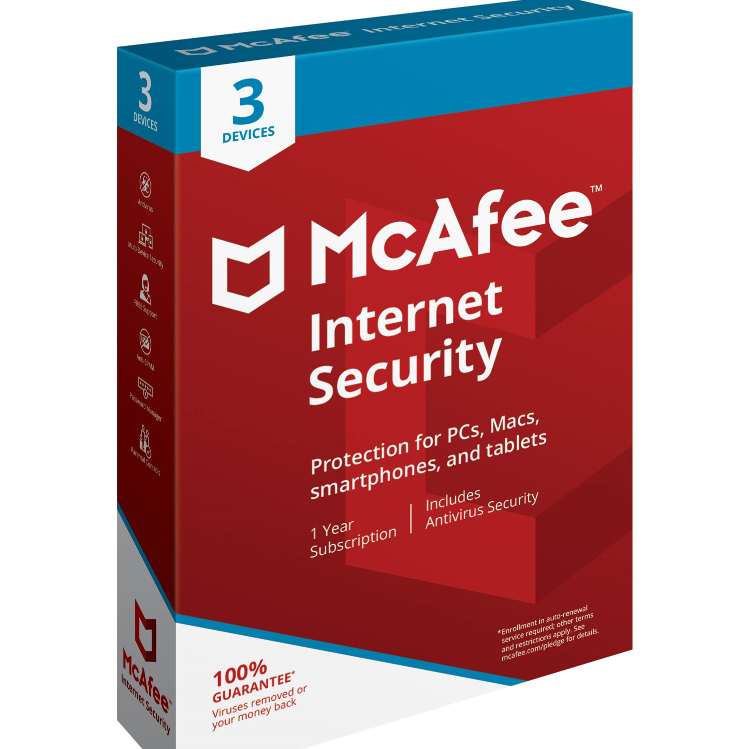 McAfee Internet Security 3 Device