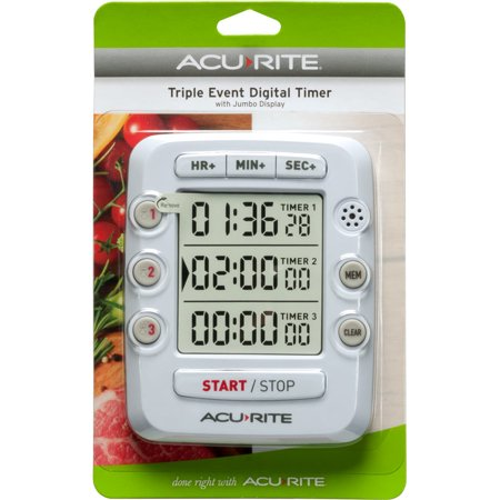 Acurite Triple Event Timer](Bookmark Timer)