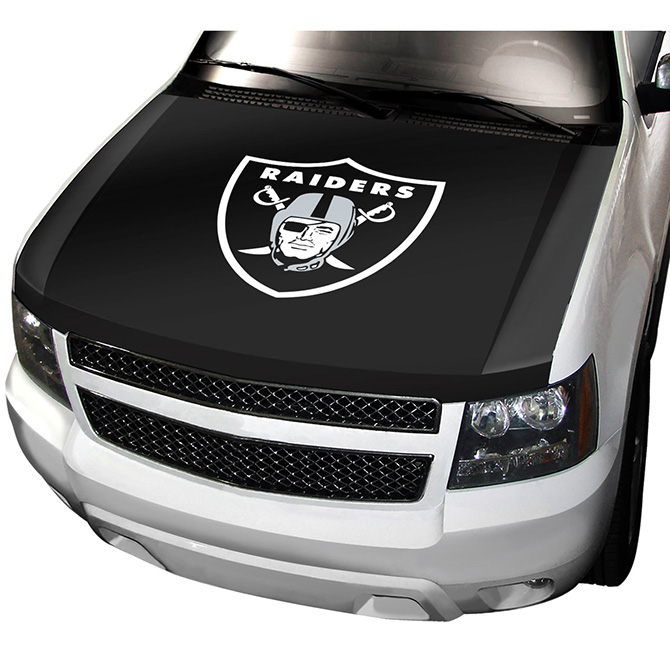 NFL Oakland Raiders Hood Cover