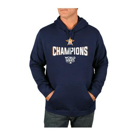 MLB Houston Astros Dugout Champions Men's Long Sleeve Hoodie