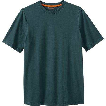 Boulder Creek Men's Big & Tall Boulder Creek Heavyweight Crewneck T-shirt