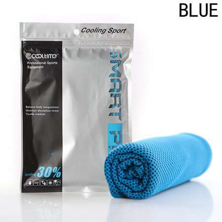 KABOER Ice Cold Enduring Running Gym Yoga Hiking Cycling Cooling Towel Novelty