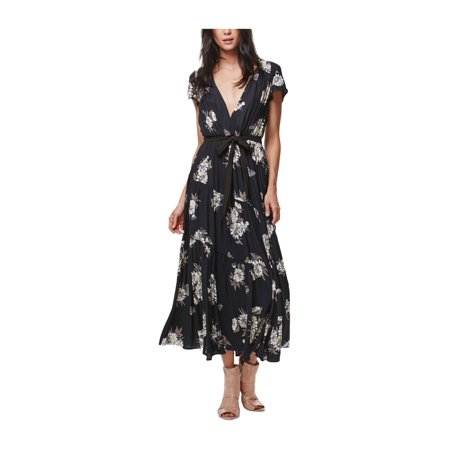 Free People Womens All I Got Printed Midi Maxi Dress - Cool People To Dress Up As