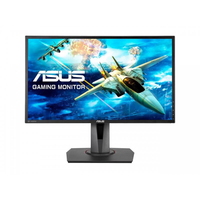 "Refurbished - ASUS MG248QR 24"" Full HD 1ms Gray to Gray 144Hz DP HDMI FreeSync Gaming Monitor"