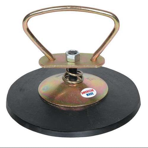 KEYSCO TOOLS 77131 Vacuum Suction Disc, Diameter 8 In
